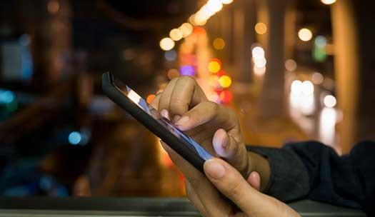 Poate un telefon mobil sa va salveze viata?
